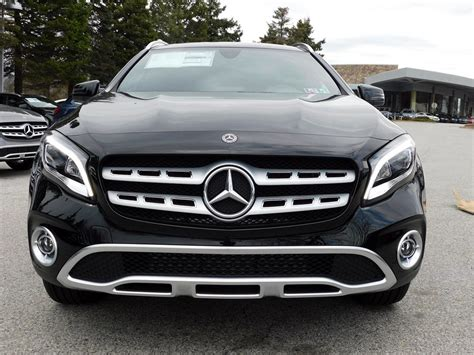 Find out what these beauties offer! New 2020 Mercedes-Benz GLA GLA 250 AWD 4MATIC®