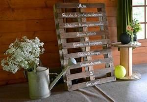 Plan De Table Palette : decoration palette mariage ~ Dode.kayakingforconservation.com Idées de Décoration