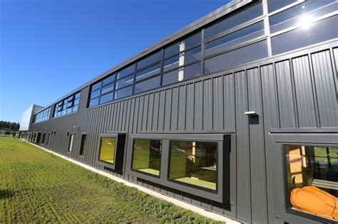 Design Ceiling Panels by Christchurch Showcases The Benefits Of Kingspan