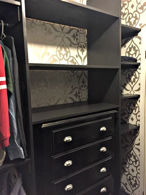master bedroom closet makeover  purdy  house