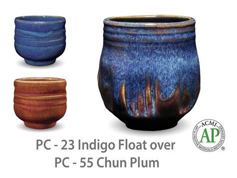 Amaco Glazes by Amaco Potter S Choice Layered Glazes Pc 55 Chun Plum And
