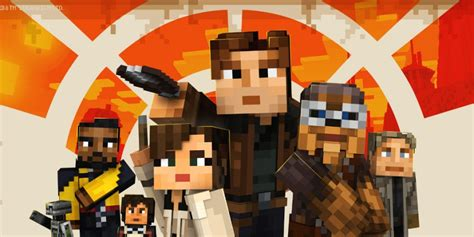 solo  star wars story minecraft skin pack