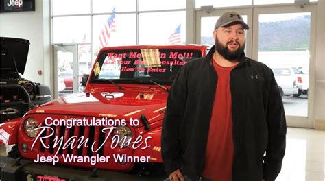 Dave Smith Motors' Jeep Wrangler Rubicon Winner   Dave