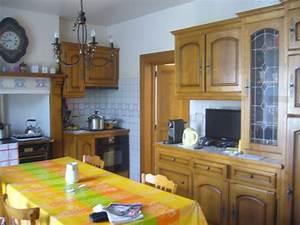 relooker ma cuisine en chene resolu With couleur qui va avec le bois 4 la suite du relooking