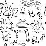 Coloring Pages Laboratory Lab Science Getcolorings sketch template
