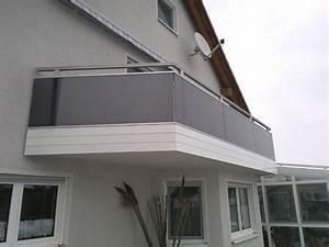 Balkone missel alu und glas balkongelander pinterest for Feuerstelle garten mit milchglas balkon preise