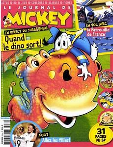 Le Journal De Mickey Abonnement : le journal de mickey n 3286 abonnement le journal de mickey abonnement magazine par ~ Maxctalentgroup.com Avis de Voitures