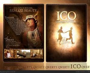 ICO PlayStation 2 Box Art Cover by qwerty334