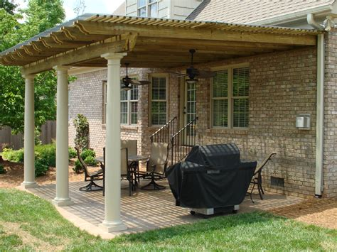 outdoor drapes on shade structures help us survive the
