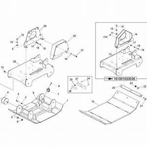 Belle Rpc 30 50 Honda Base Plate Plate Compactor Parts