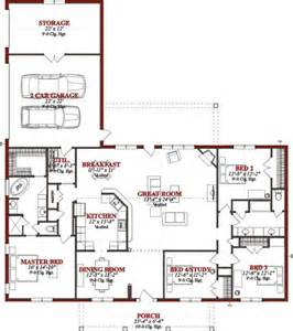 ranch floor plan best 25 ranch floor plans ideas on