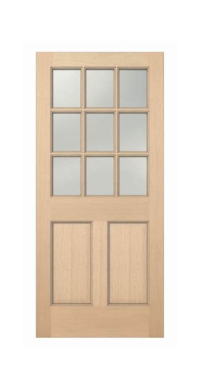Doors Wen Jeld Wood Exterior Authentic