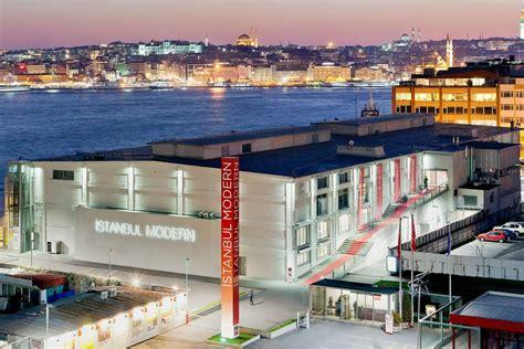 istanbul modern museum istanbul ruebarue