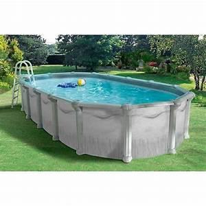 Piscine Hors Sol Resine : piscine hors sol acier edg 9 14 x 4 57 x m achat ~ Melissatoandfro.com Idées de Décoration