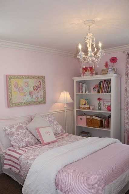 girls pink bedroom  thoughtful place