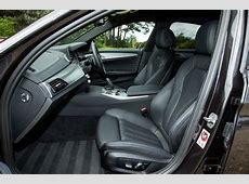 BMW 5 Series interior Autocar