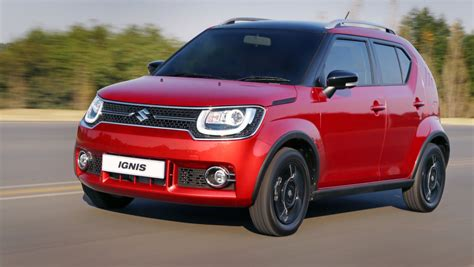 Suzuki Ignis Picture by Suzuki Ignis Is Small In Stature Big On Cred Iol