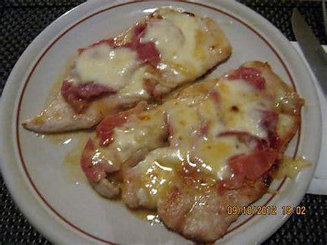 cuisiner des escalopes de dinde recette d escalope de dinde jambon de parme mozzarella