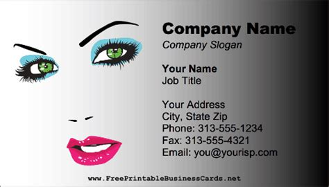 Shadow Business Card