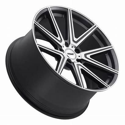 Wheels Alloy Tsw Rouge Rims Wheel Gunmetal