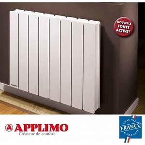 Radiateur En Fonte Electrique : radiateur fonte 750w ~ Premium-room.com Idées de Décoration