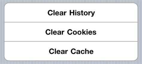 how to delete browsing history on safari on clear history cache and cookies from safari browser on