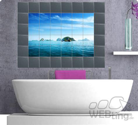 Fliesenaufkleber Bad by Fliesenaufkleber Fliesenbild Fliesen Aufkleber Kachel