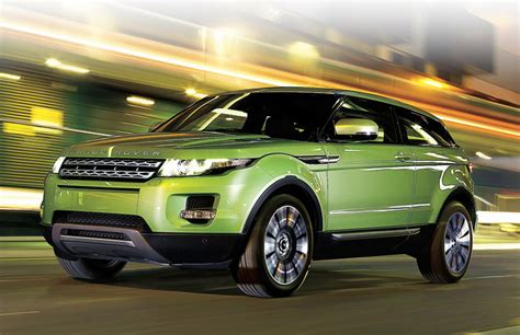 Jaguar Land Rover Of Naperville by Crossing 2012 Range Rover Evoque Naperville Magazine