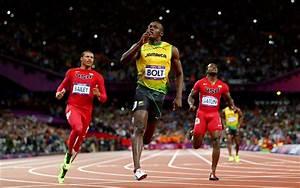 Usain Bolt Wallpapers 2017 Olympics - Wallpaper Cave
