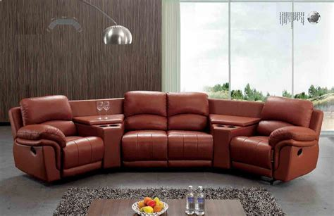Couch Design Curved Couches For Sale Curved Reclining
