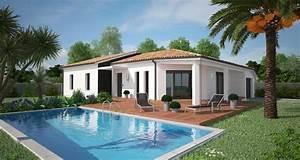 Maison En L Moderne : maison baia moderne igc construction ~ Melissatoandfro.com Idées de Décoration