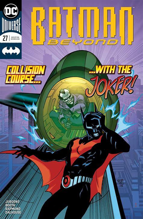 The Batman Universe - Review: Batman Beyond #27