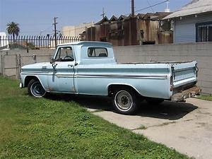 Sell Used Chevy  U0026 39 65 C10 Pickup Truck Longbed V8 350 Engine