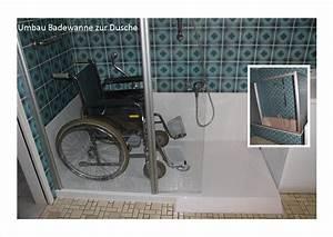 Badewanne Zur Dusche Umbauen : schnell sauber und zur bestpreis garantie bei diesem verfahren wird die alte wanne inklusive ~ Markanthonyermac.com Haus und Dekorationen