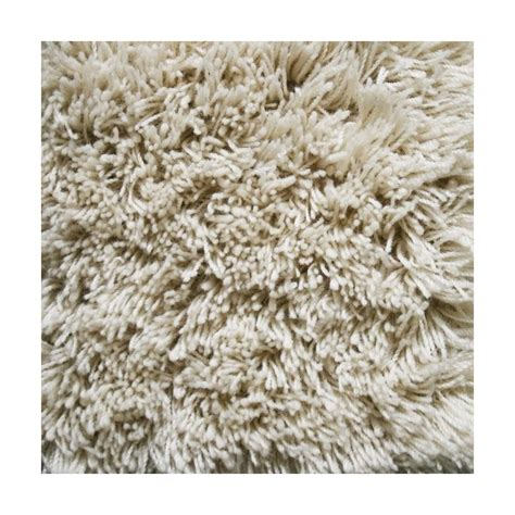 tapis rond taupe maison parallele