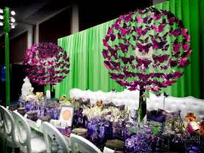 butterfly wedding decorations butterfly wedding reception table centerpieces by jose graterol designs and floral creations