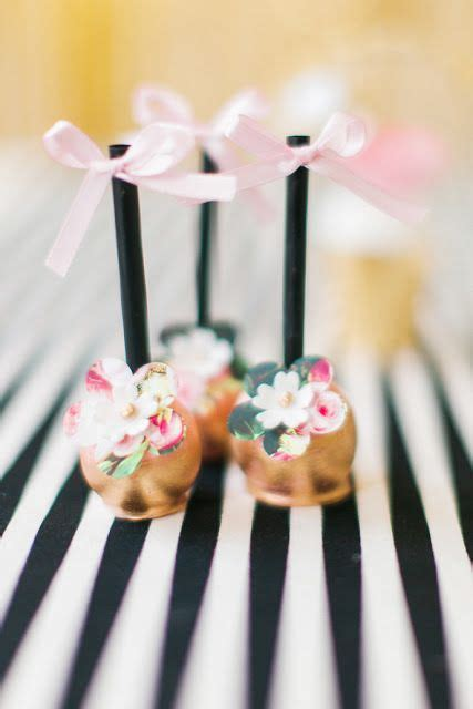 cupcake kate spade inspired party party ideas