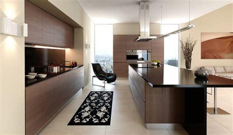 Stylish Interior For Minimalist Kitchen Design With Cool