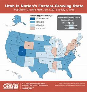 Southern Utah mirrors state's rising trend in population ...