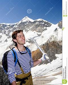 Young Mountaineer Royalty Free Stock Photos - Image: 11087158