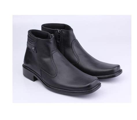 jual pdh polisi tni pdh kulit pria pdh boot kulit asli pantofel boot kulit 104bn di lapak wnf