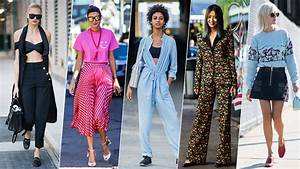 New York Fashion Week Street Style Spring 2017: The Best ...
