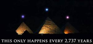 Planets Aligned With Pyramids - Pics about space