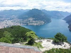 San Salvatore Lugano : blick vom salvatore nach lugano und zum bre bild von monte san salvatore lugano tripadvisor ~ Markanthonyermac.com Haus und Dekorationen