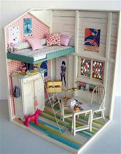 18 amazing do it yourself doll house ideas all diy masters for American home furniture qatar