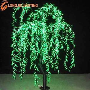 china led willow tree light china led cherry tree light With outdoor light up willow tree