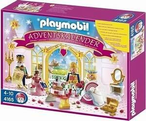 Calendrier Avent Fille : playmobil princesse calendrier de lavent 4165 jeu de construction fille ~ Preciouscoupons.com Idées de Décoration