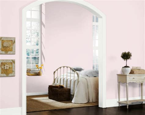 wall color anemone sherwin williams light pink walls