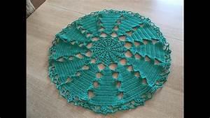 Tuto Sapin De Noel Au Crochet : tuto nappe sapin de noel au crochet 1 2 youtube ~ Farleysfitness.com Idées de Décoration
