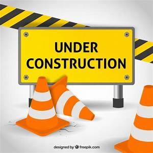 Under construction Vector | Free Download